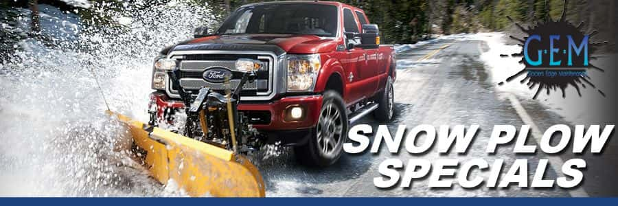 Professional Snow Plowing Best Results Best Prices