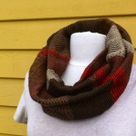 Woven Scarf (Fall colours) by Morgaine's Way