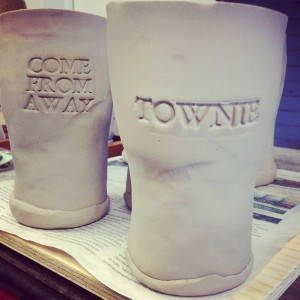 Erin CSJ - townie CFA mugs