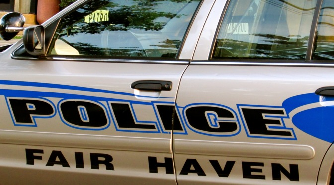 Fair Haven Police Report: Theft, Fraud, DWI, Marijuana, Disorderly, Assault on Officer
