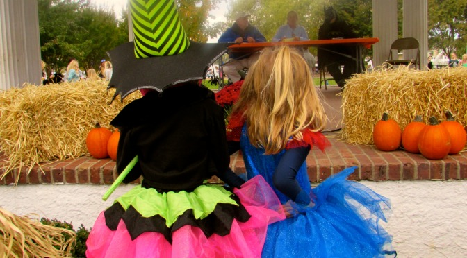The R-FH Area Weekend: Party, Rumson, Sea Bright Halloween Parades,Trucktoberfest, Memorial