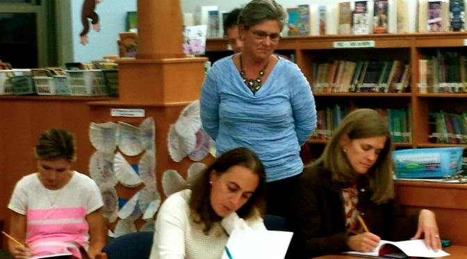 Fair Haven Schools' Writers' Workshops Aim to Grow Good Authors