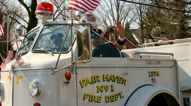 New Fair Haven Fire Truck to be a First Responder