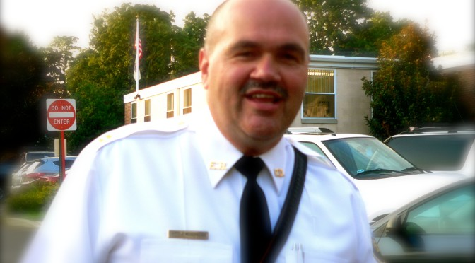McGovern Named Fair Haven's New Police Chief