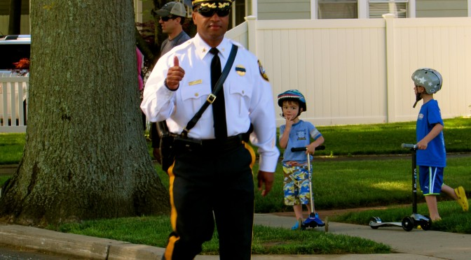 Hail to the Fair Haven Chief on Retirement Eve