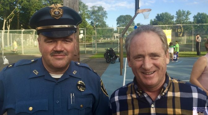 A Night Out with Fair Haven Police