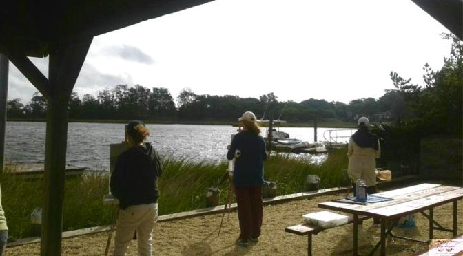 Scene Around: Painting the Rumson Riverfront Picture