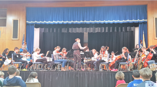 A Look Back at the Knollwood Winter Concert