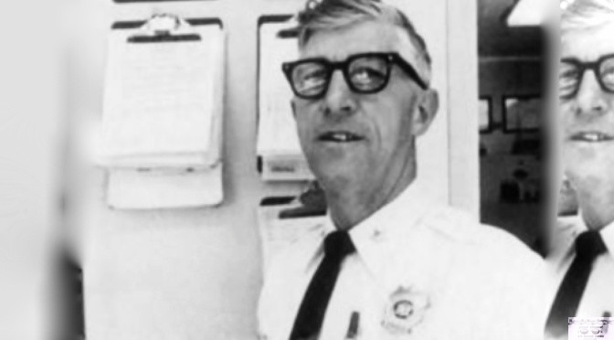 Retro Remembrance of a Fair Haven Police Chief