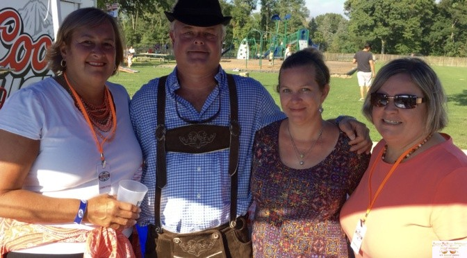 Sun Set to Shine on a September Oktoberfest in Fair Haven