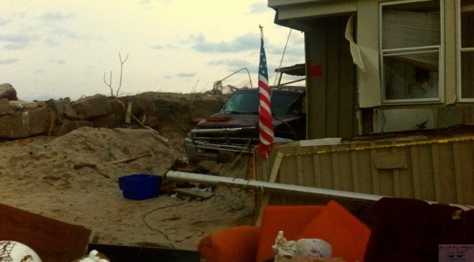 Focus: Remembering of Superstorm Sandy's Wrath
