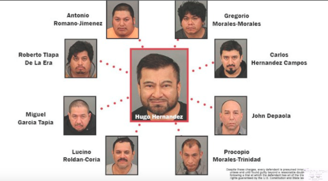 Prosecutor: Major Cocaine Distribution Ring Busted