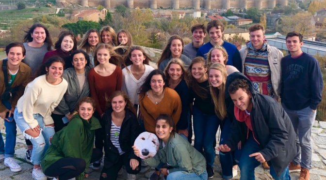 RFH Students Get Immersed in Spanish, Chinese Cultures Abroad