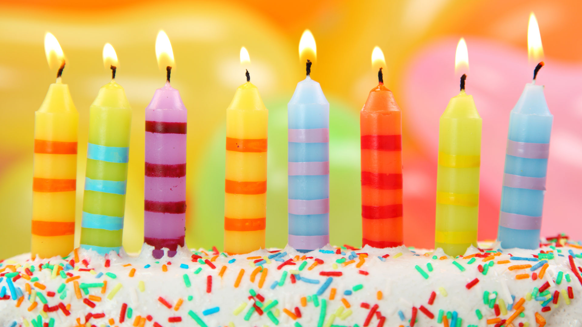 Birthday Parties and Small Celebrations