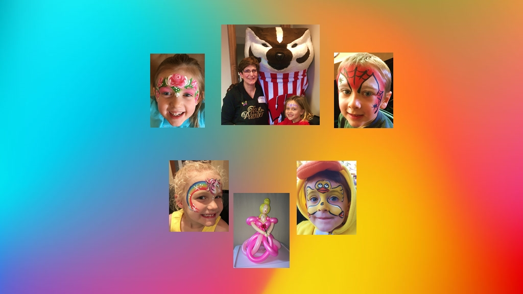 Face Painting Madison Wisconsin 2