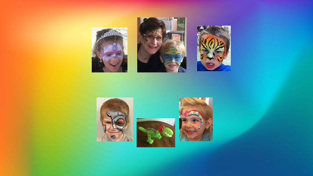 Face Painting Madison Wisconsin 1