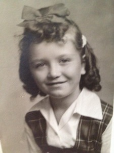 Mom as child