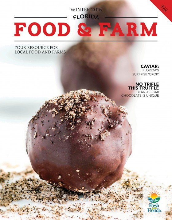 Read Florida Food & Farm's Winter Issue