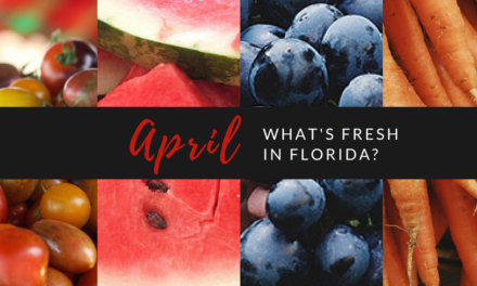 What's Fresh in Florida in April?