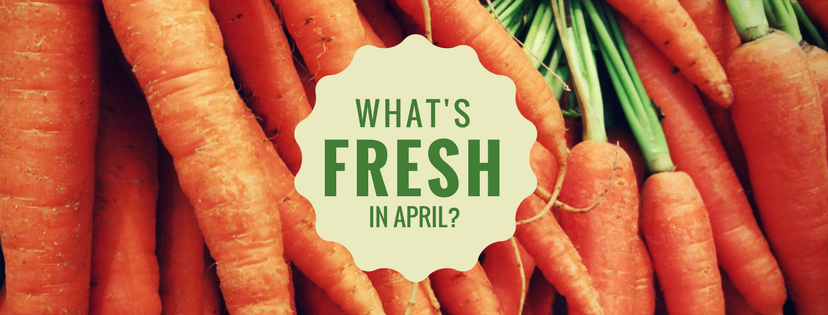 What's Fresh in April