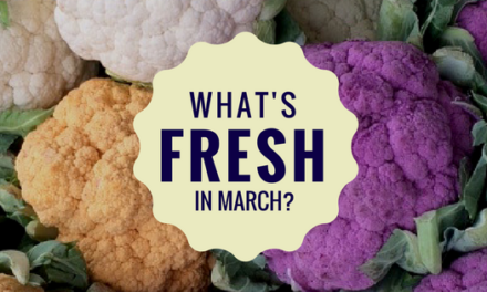 What's Fresh in Florida in March?