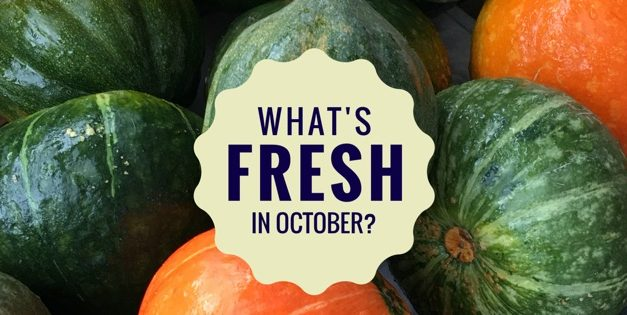 What's Fresh in Florida in October?