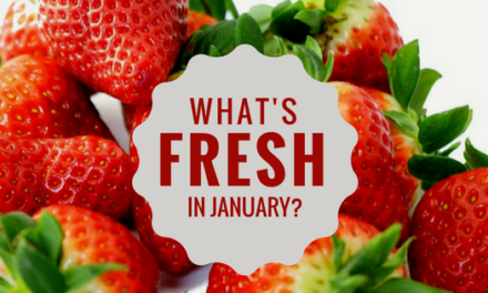 What's Fresh in Florida in January?