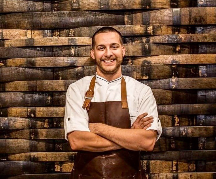 Executive Chef Daniel Roy of Commonwealth Miami