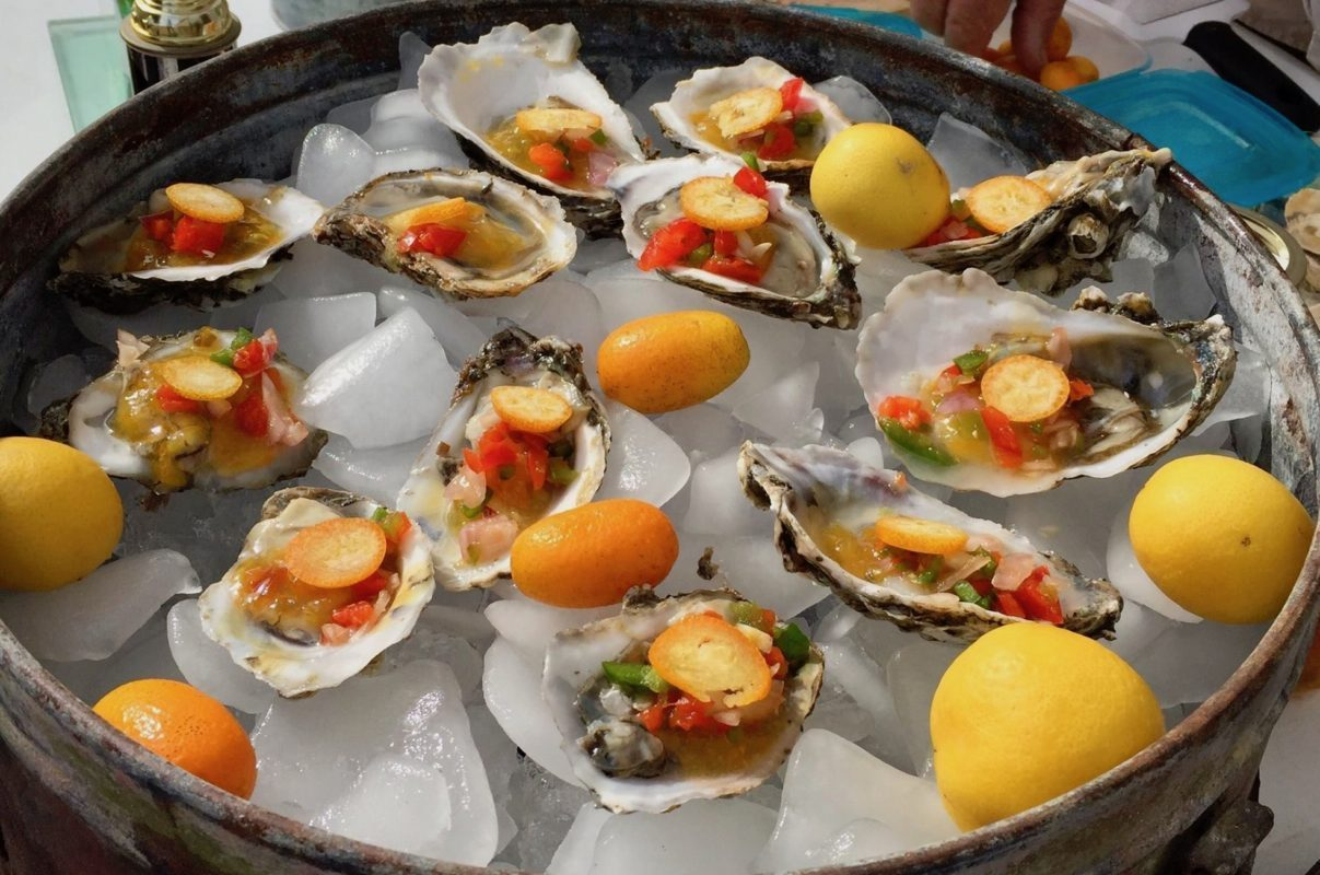 oysters _ water rights
