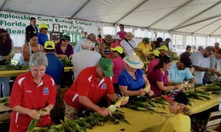 Sweet Corn Fiesta offers good food, family-oriented fun on April 30