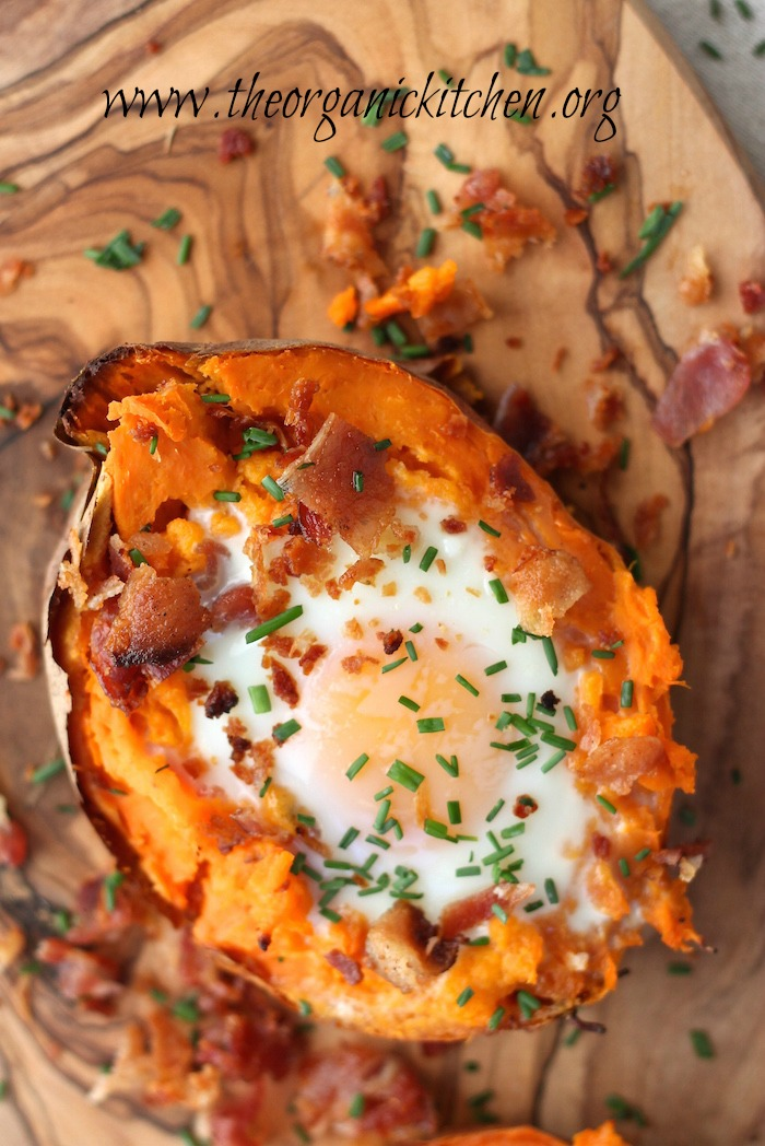 Brunch Recipes _ twice baked potatoes