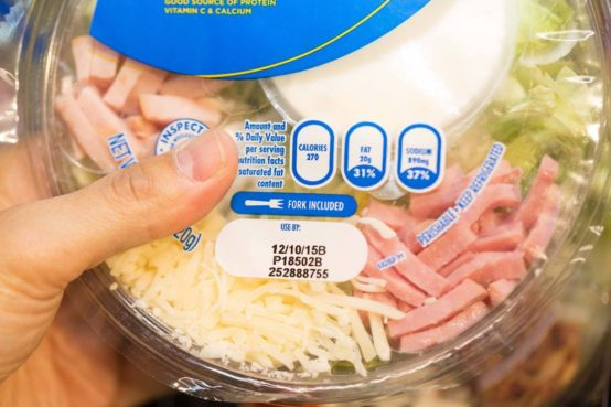 A new food-industry labeling initiative might reduce consumer confusion -- and food waste _ food labeling
