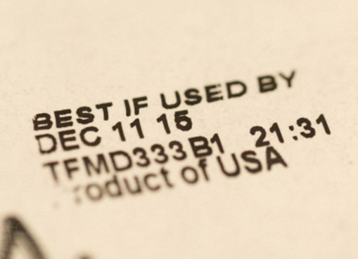 """""""Best if used by"""" labels are quality-related _ food labeling"""