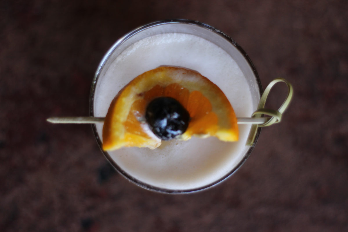 The Shake Up cocktail