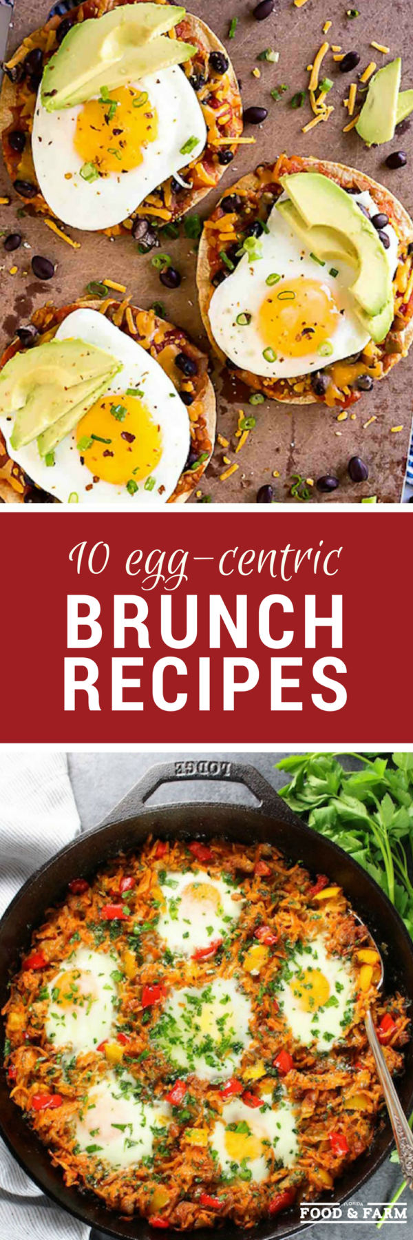 10 savory breakfast and brunch recipes