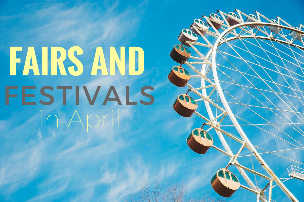 festivals in April