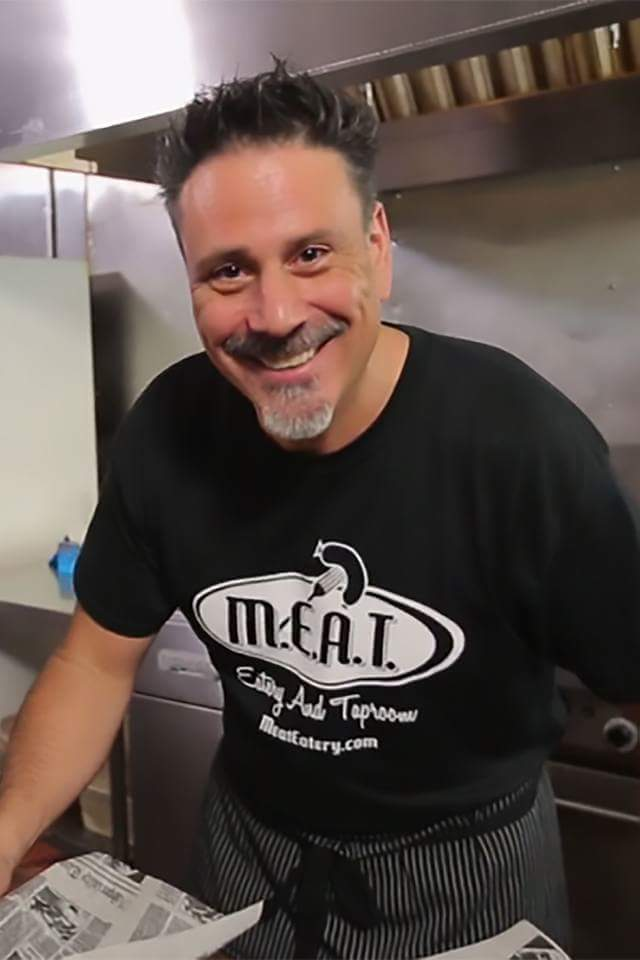 Chef George Patti of MEAT Eatery