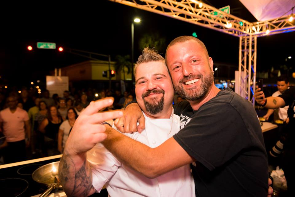 Chef Winners at Las Olas Wine & Food Festival / contributed