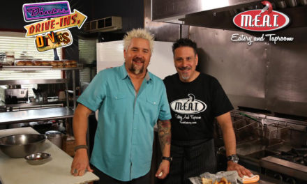 Local Tastemaker Chef George Patti of M.E.A.T. Eatery & Taproom