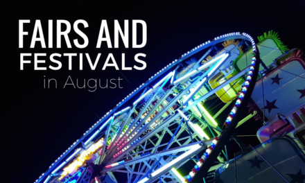 Florida Fairs and Festivals in August