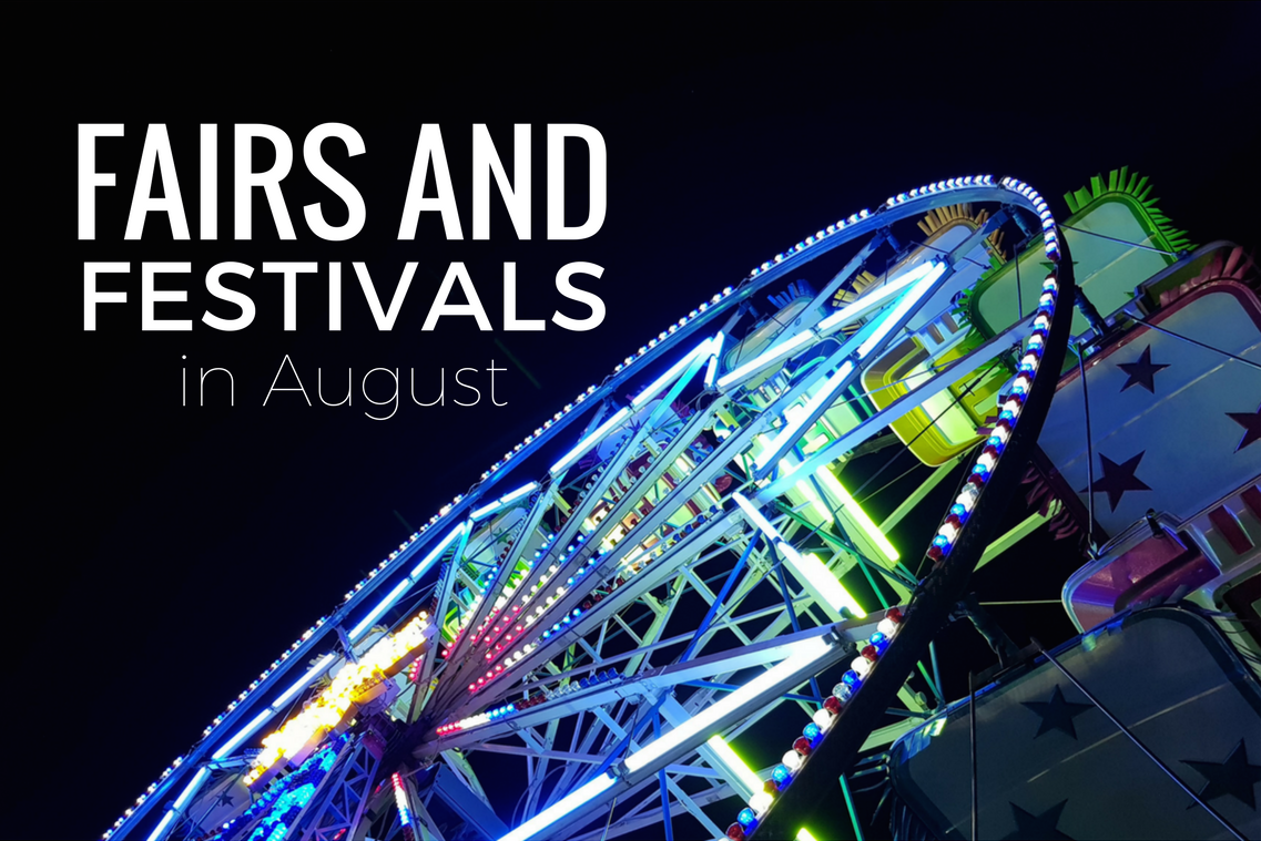 Florida Fairs & Festivals in August