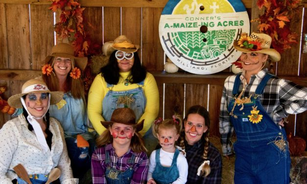 Conner's A-Maize-Ing Acres to open Sept. 28, each Saturday in Oct.