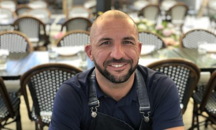 Tastemaker Chef Miguel Angel Rebolledo of Basque at Biba