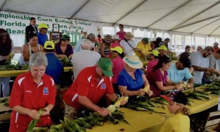 Five Fun Facts About Sweet Corn