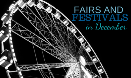 Florida Fairs and Festivals in December