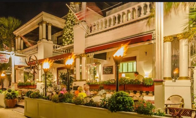 St. Augustine Bed & Breakfast Holiday Tour 2019