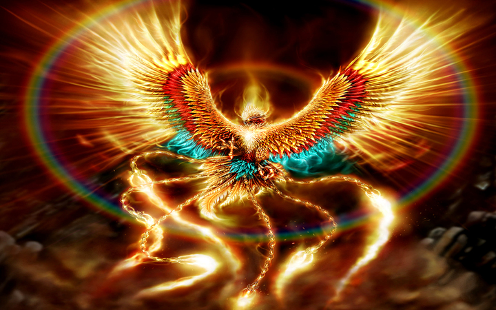 """What is """"The Esoteric Meaning of the PHOENIX""""? 