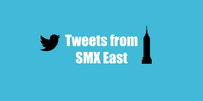 SMX East 2017: Best Tweets From Day 2