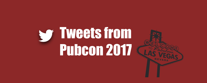 The Best Tweets From Pubcon 2017
