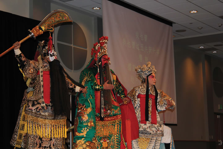 UIW hosts Legendary Chinese Opera Companies